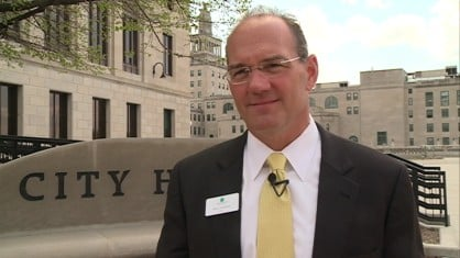 Cedar Rapids Mayor Ron Corbett is running for re-election this fall.