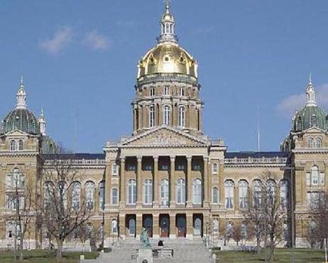 "Gov. Terry Branstad and Lt. Gov. Kim Reynolds plan to announce a major economic development project they term the ""largest-ever economic development investment in Iowa."""