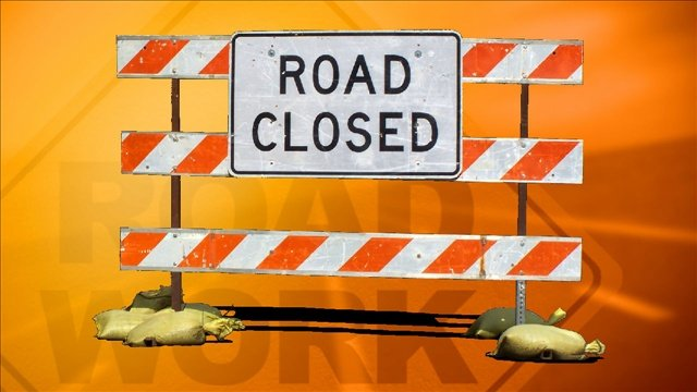 The City of Cedar Rapids says a portion of 1st Avenue East will close for five days beginning on Wednesday morning to allow for installation of a new skywalk.