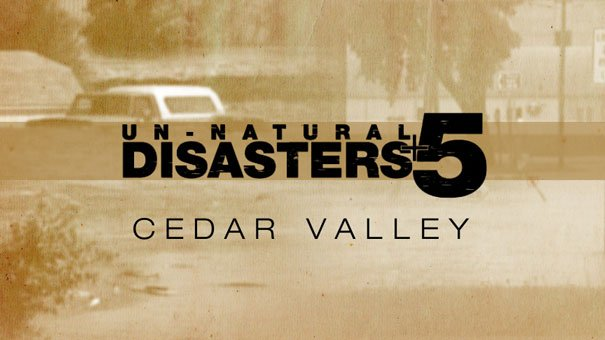 Wednesday on the KWWL News at 10, Un-Natural Disasters +5 continues with our coverage about how the floods impacted the Cedar Valley in 2008.