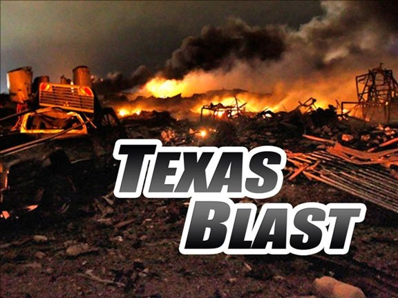 LIVE VIDEO — Texas officials hold a news conference to update the public about the possible cause of the West, Texas, fertilizer plant explosion.