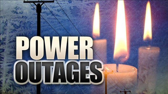 There are about 460 Iowa Rural Electric Company customers without power in eastern Iowa.