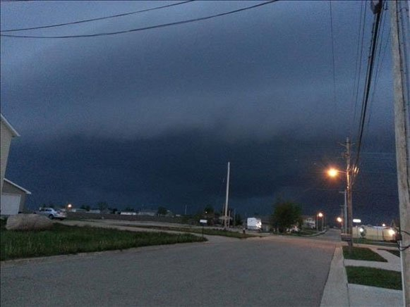 Viewer-submitted photo from Parkersburg