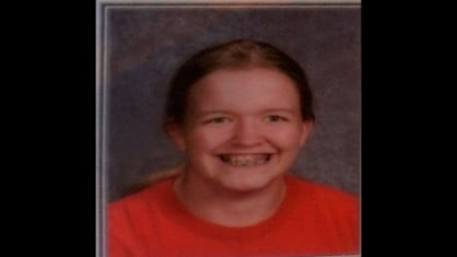 "Kathlynn Shepard is 5'6"", weighs 160 pounds and has blue eyes and blonde hair."