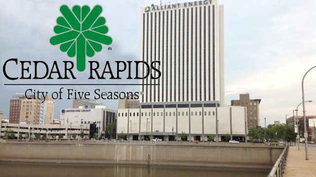 With rising Cedar River levels, the City of Cedar Rapids isn't taking any chances five years after catastrophic flooding hit their town.