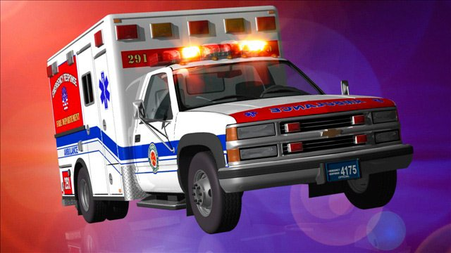 Police say a 17-year-old male was cut in the face with a broken beer bottle by a relative.