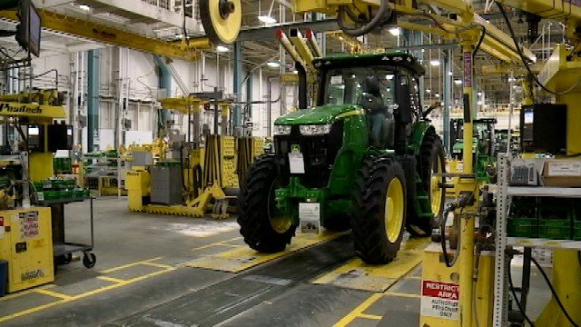 In the mid-1990's, John Deere initiated a unique program to recognize its customers who purchase new John Deere tractors.
