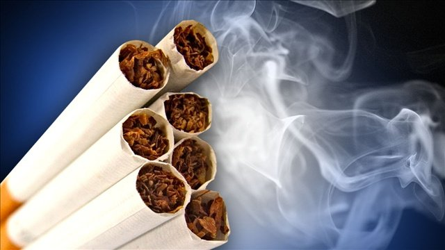 The state of Iowa already prohibits smoking in bars, restaurants and other public places, but now one Iowa city is considering additional restrictions.