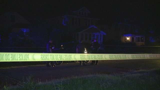 A Waterloo man remains hospitalized after an early morning shooting in Waterloo Wednesday.