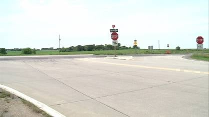 The Iowa Department of Transportation held a public information meeting Wednesday about the proposed U.S. 20 interchange between 330th Avenue and 332nd Avenue near Dyersville.