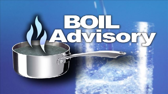 The City of Tiffin has extended a boil order through the weekend due to a water main break.