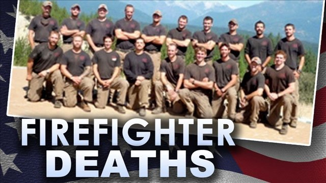 LIVE VIDEO — Arizona officials hold a news conference to discuss the deadly wildfire that killed 19 firefighters. This is scheduled to begin at noon.
