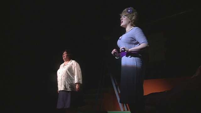 Rosemary (left) and Majorie (right)