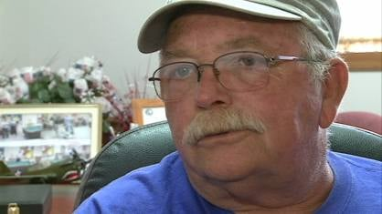 Vietnam War veteran Jim Wagner, Dubuque, talks about his experience getting treatment for PTSD