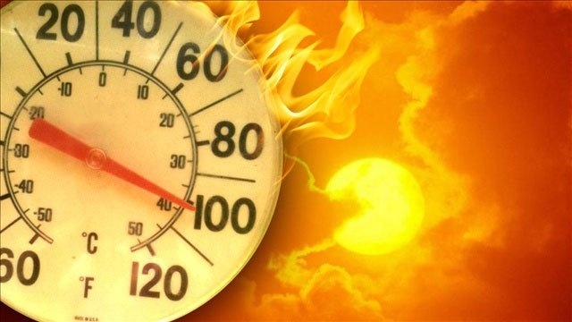The heat is on: Temps to reach all-time highs Monday - KWWL ...