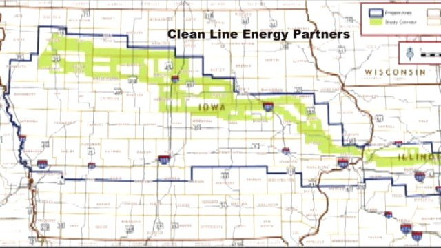 Courtesy of Clean Line Energy Partners