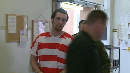 Laufenberg is led out of the Clayton County courthouse Tuesday, following his sentencing hearing.