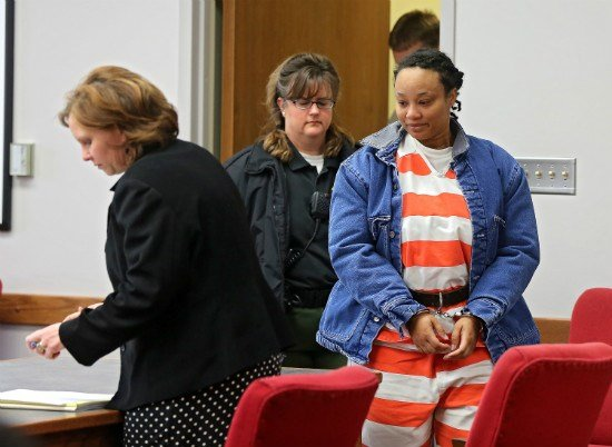Kristen Smith was in an Iowa courtroom one week before her federal appearance in Wisconsin.