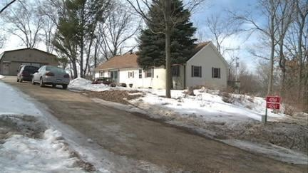 This Crawford Co., Wis. home is the site of an apparent murder-suicide