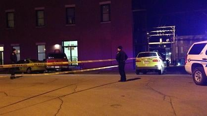 Dubuque police are investigating a Monday night report of shots fired at Second and Main streets