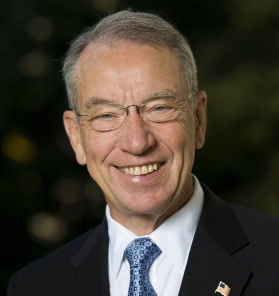 U.S. Sen. Chuck Grassley