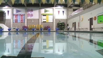 The Dubuque Community School District wants to replace Hempstead High School's aging swimming pool