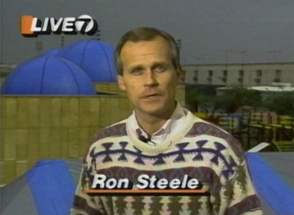 Ron Steele 40th anniversary