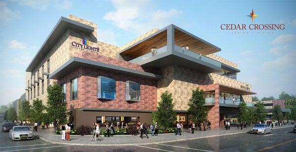 Cedar Crossing rendering