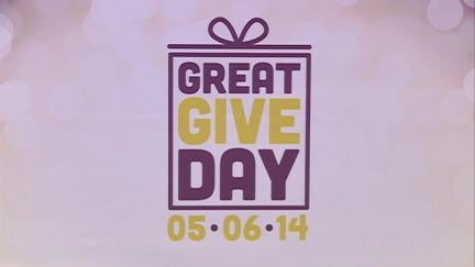 Great Give Day received 1,855 gifts totaling $205,630 for the area's 53 participating non-profit organizations