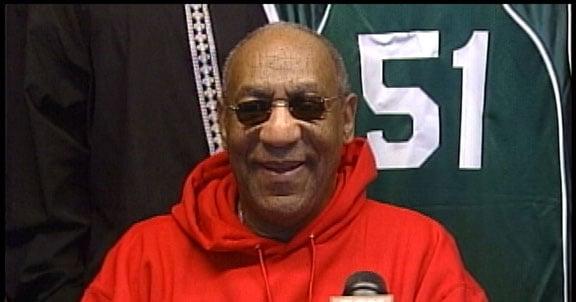 Bill Cosby, undated file photo