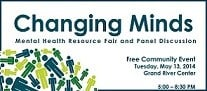 Changing Minds free mental health resource fair