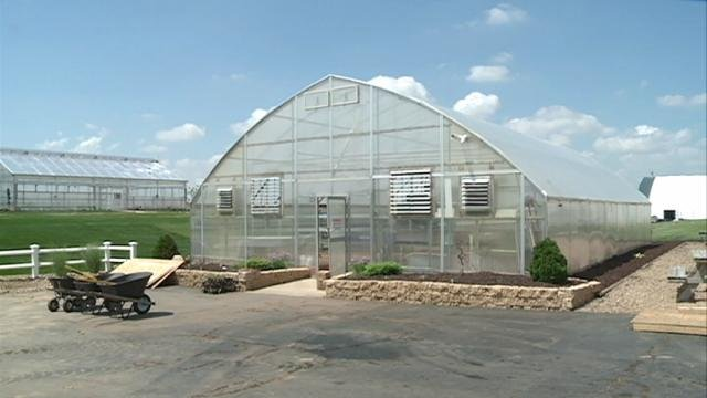 A greenhouse manufacturing business in Dyersville is benefitting from the legalization of marijuana