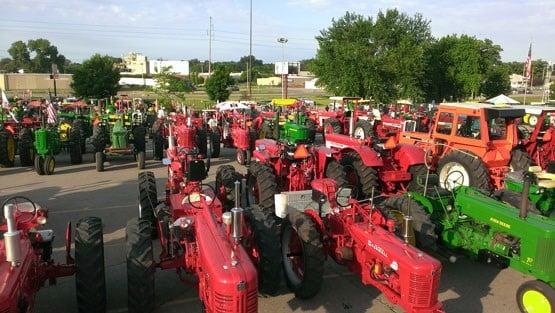 Tractorcade 2014