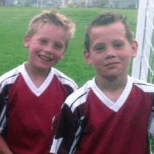 Clayton and Colton Novak