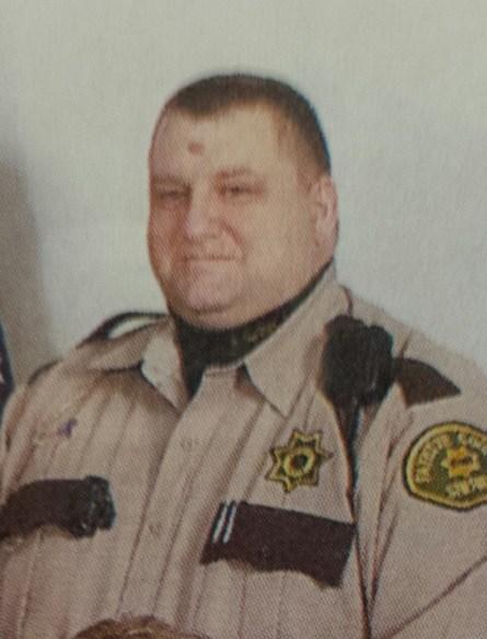 Fayette County Jailer/Reserve Deputy Jeremy Stiefel