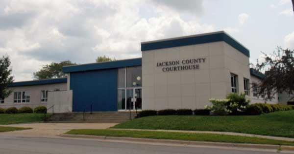 Jackson County Courthouse (file photo)