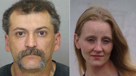 Anthony Tronca, 43, of Waterloo and Jessica Tronca, 29