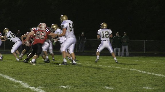 Beckman Catholic vs. New Hampton (Phil Hunt, KWWL Sports)
