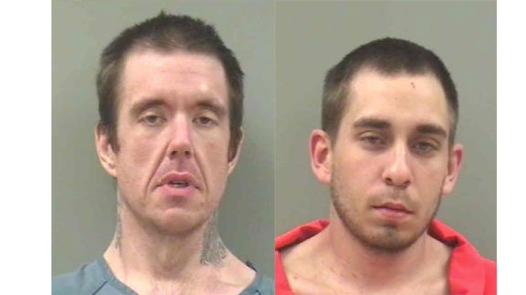 Michael Eaton, 36, and Anthony Mann, 23
