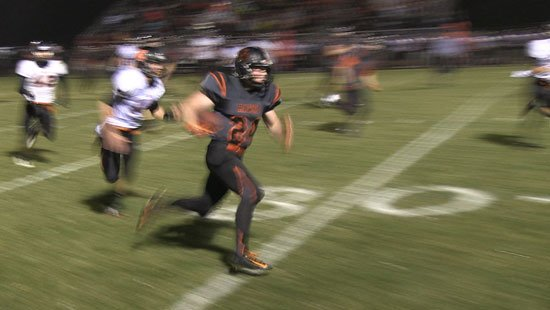 Solon at West Delaware (Jason DeWitt, KWWL Sports)