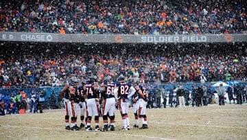 Photos courtesy The Chicago Bears