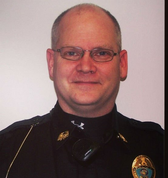 Fayette Police Chief Brad Gardner