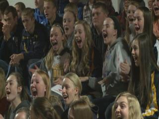 Cascade students react to The Band Perry announcing their grand prize win