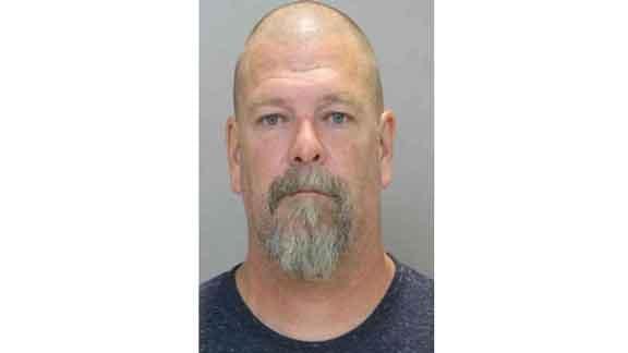 John Derifield, 46, of Waterloo, in a November mug shot. (Black Hawk County Sheriff's Office)