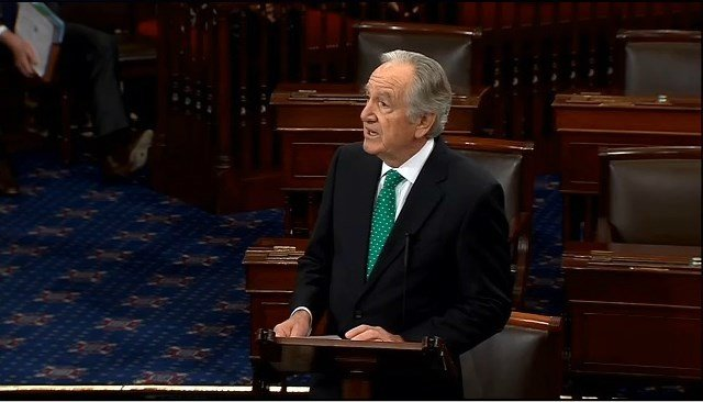 Senator Harkin delivers final speech on Senate Floor