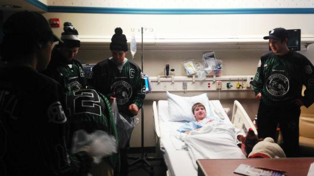 Photo from Sarah Corizzo, UnityPoint Health - St. Luke's Hospital