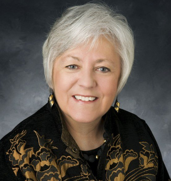 Sally Mason, president of the University of Iowa