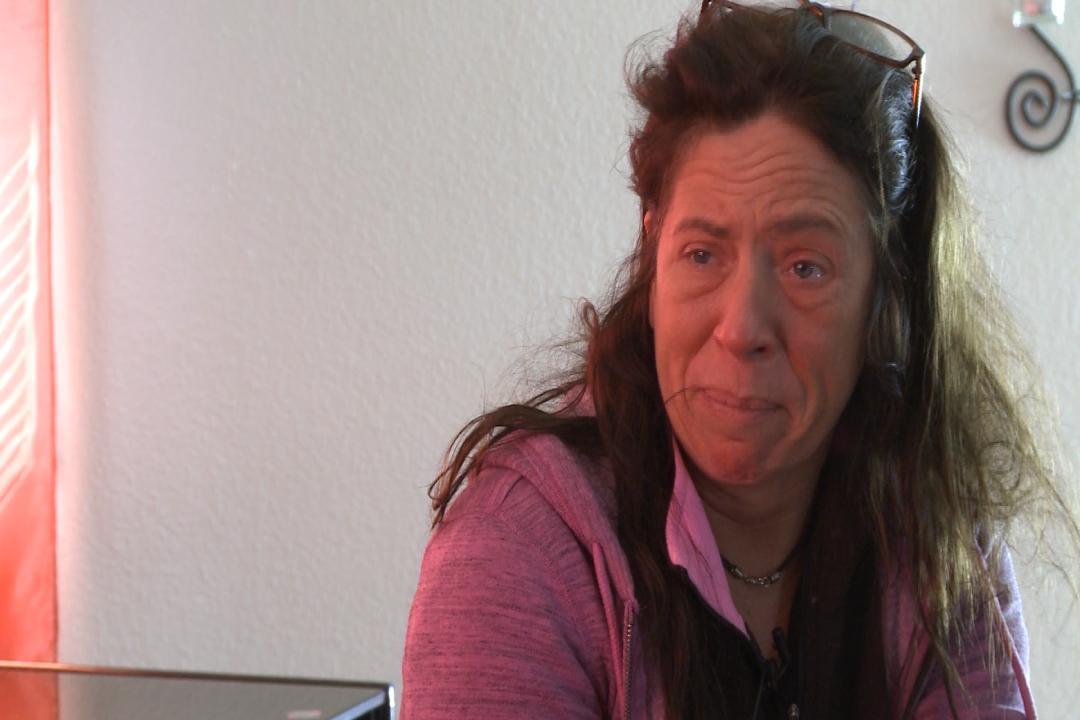 Shelly Johns, Brianna Crane's mother