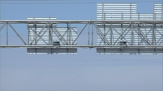 Speed cameras along I-380 in Cedar Rapids