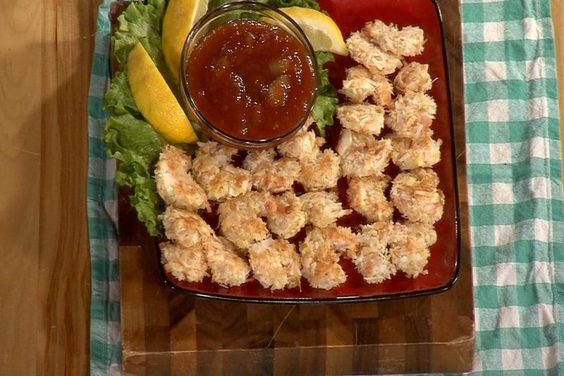 Food Network Baked Coconut Shrimp